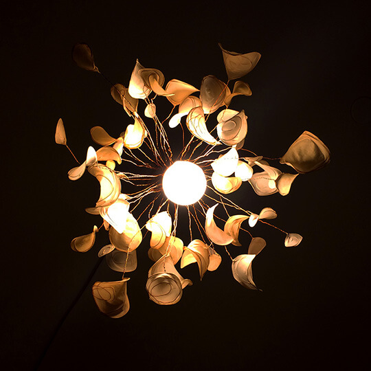 Chandelier - Lighting Fixture by Emily ! Duong
