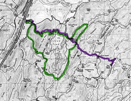 Green = Proposed, Purple = Actual